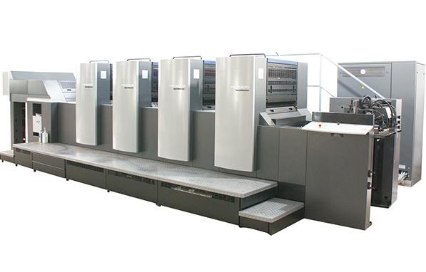 明辉彩印印刷机