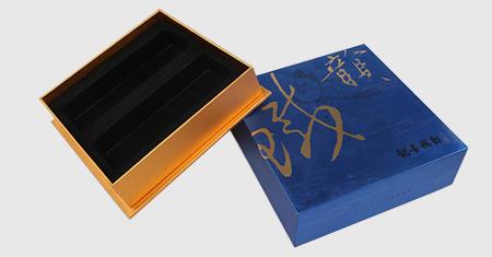 明辉茶叶盒定制,配套生产,省时省力