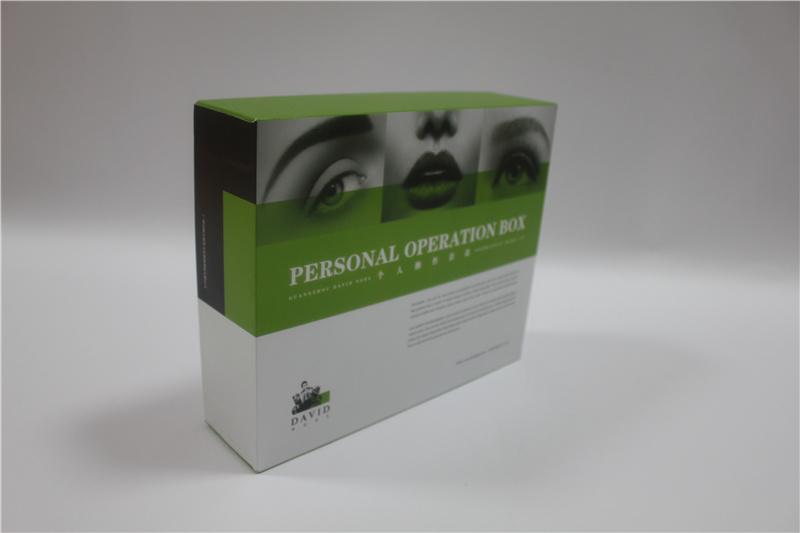 专业化妆品包装盒厂家教您化妆品包装盒如何制作更有创意