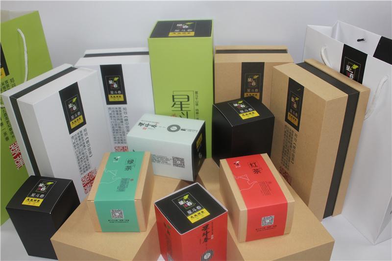 广东包装盒定制厂家主张简约包装盒设计风格
