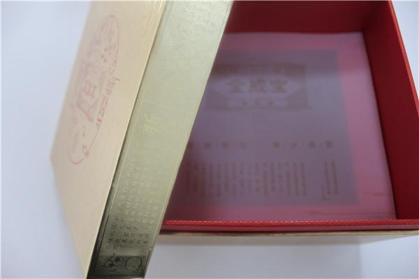 明辉彩印浅析精美礼品包装精装盒设计的4要素
