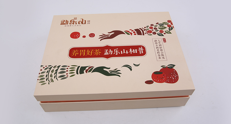 如何制作合格的茶叶礼盒包装