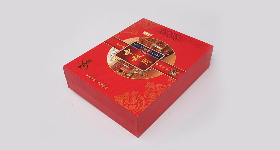 中秋月饼盒包装设计的要点