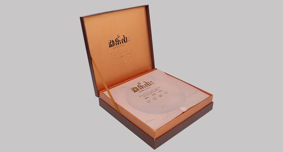 明辉彩印浅谈茶叶包装盒定制设计要点