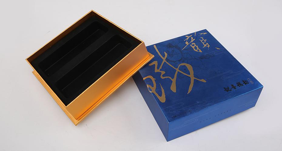 广东精装盒厂家明辉彩印谈茶叶包装盒设计的重要性