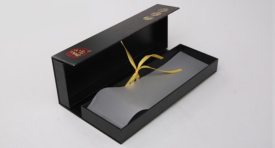 明辉彩印教你如何做好包装礼盒印刷制作