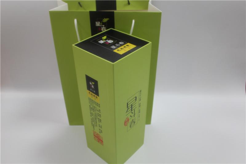 商品包装盒设计应如何选择色彩