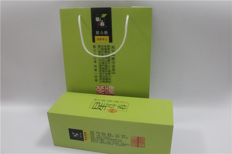 高档精装盒包装应提倡适度、简约、绿色的包装设计