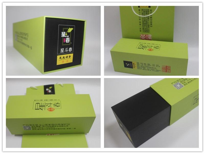 产品包装盒定制设计中的印刷分类