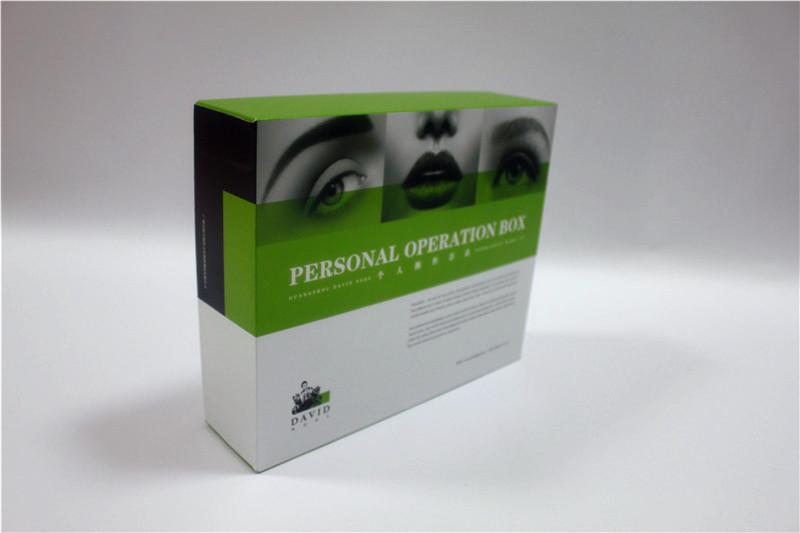个人护理套盒包装定制
